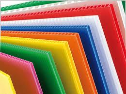 انواع رنگ های کارتن پلاست باعث کاربرد بیشتر آن شده