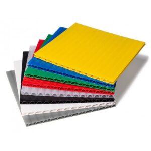 ورق کارتن پلاست چیست